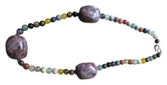 Other Glass Bead Necklace and bracelet