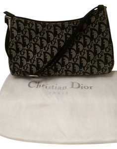 Dior Monogram Shoulder Bag