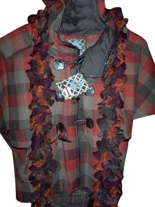 DOLL HOUSE VEST with scarf Vest