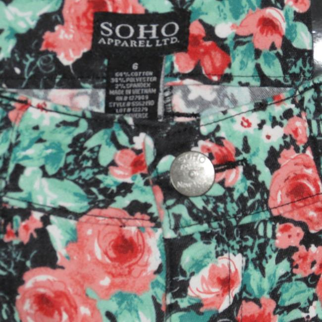 Soho Apparel Ltd. Skinny Jeans-Dark Rinse