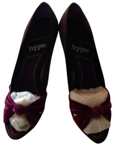 Hype Burgundy Formal