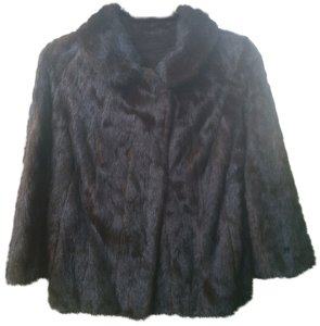 Mr. Walter Collection Mink Jacket Designer Genuine Mink Fur Coat