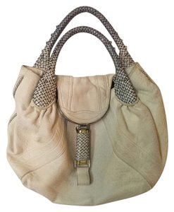 Fendi Spy Spy Secret Compartments Tote Large Slouchy Hobo Bag