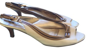 Franco Sarto Cream, nude, and black Formal