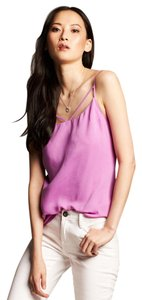Banana Republic Top Purple Dragon Fruit
