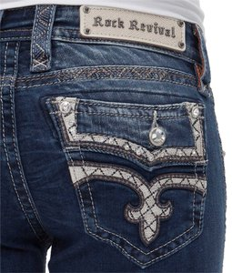 Rock Revival Jeans Caress Boot Cut Pants