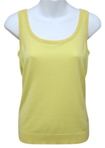 Talbots Top Yellow
