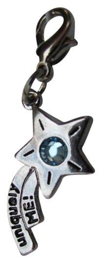 GIRL SCOUT CHARM GIRL SCOUT SILVER CHARM