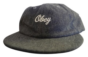 OBEY Obey Brockton Wool Throwback Hat