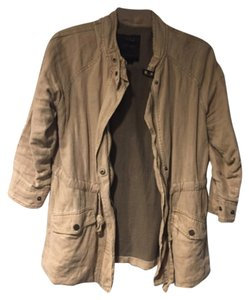 Sanctuary Clothing Beige Jacket