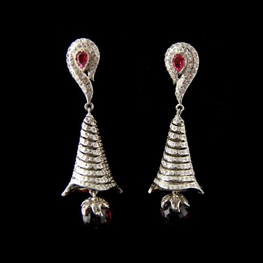 Other Ruby American Diamond Hangings