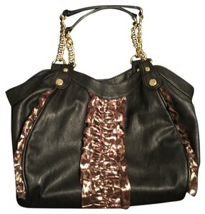 Betsey Johnson Cheetah Shoulder Bag