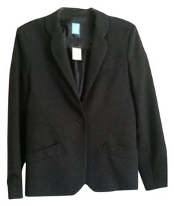 Barneys New York Grey or charcoal Blazer
