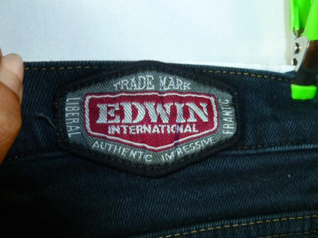 Edwin Boot Cut Jeans-Dark Rinse