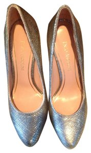 Enzo Angiolini Gold/silver Pumps