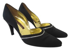 Valentina Rangoni Black Pumps