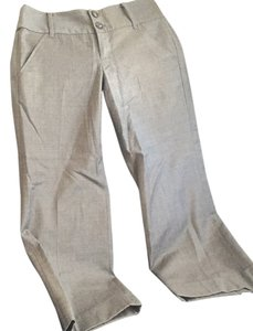 Banana Republic Wide Leg Pants Grey