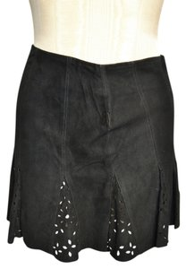 Tribo Carioca Mini Skirt Black