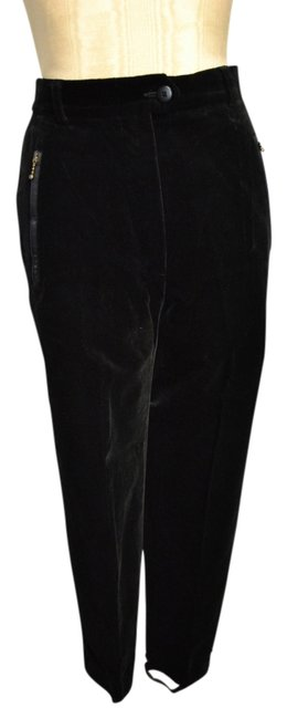 Escada Trouser Pants Black