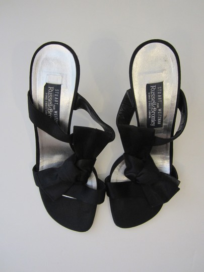 Russell & Bromley Black Sandals