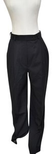 Saks Fifth Avenue Trouser Pants Black