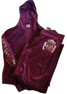 Juicy Couture JUICY COUTURE SWEATSUIT JACKET & PANTS SET