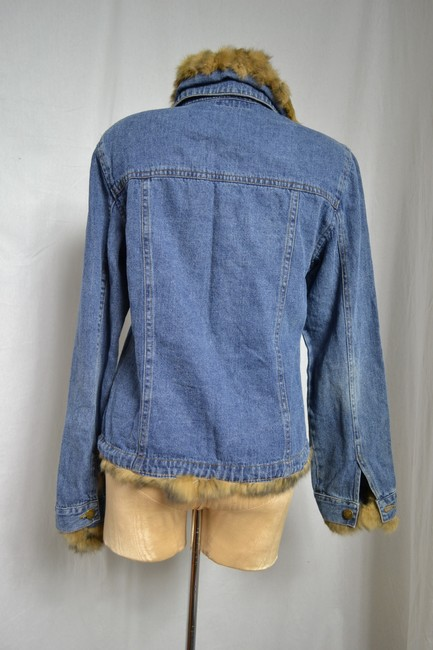 Rag & Bone Light Blue,Dark Blue,Dark Brown Jacket