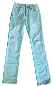 m2f Relaxed Fit Straight Leg Jeans-Light Wash
