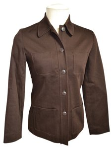 Ann Taylor Dark Brown Blazer