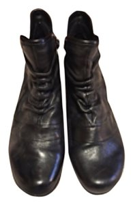 EARTH ORIGINS/LEATHER BOOTIES Blac Boots
