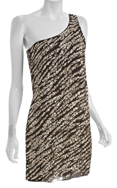 Alice + Olivia Sequin And Dress