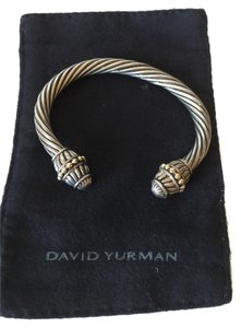 Other Cuff bracelet w/ David Yurman Cloth silver