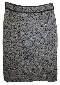 Louis Vuitton Skirt Black & White