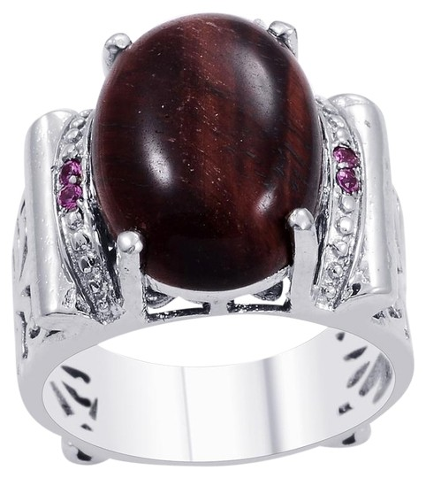 Preload https://item3.tradesy.com/images/red-tigers-eye-ring-737117-0-0.jpg?width=440&height=440