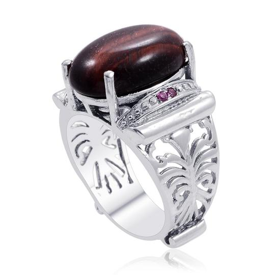 Unknown Red Tigers Eye Ring
