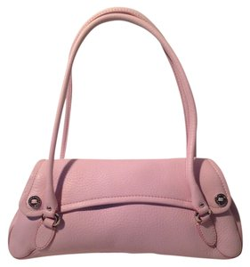 Cole Haan Village Leather Satchel in Pink