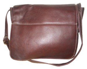 Latico Leather Messenger Laptop Bag