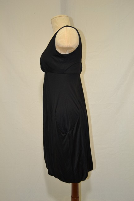 Laila Azhar short dress Stretch Black on Tradesy