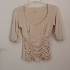 Patrizia Luca T Shirt Cream