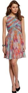 A|X Armani Exchange short dress Multicolor on Tradesy