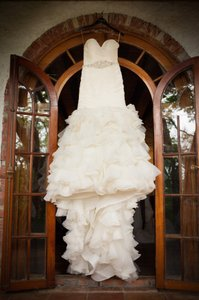 Maggie Sottero Divina Wedding Dress