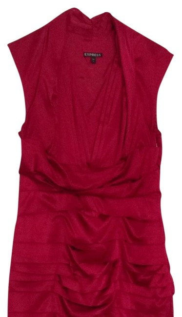 Preload https://item2.tradesy.com/images/express-red-night-out-dress-size-12-l-737366-0-0.jpg?width=400&height=650
