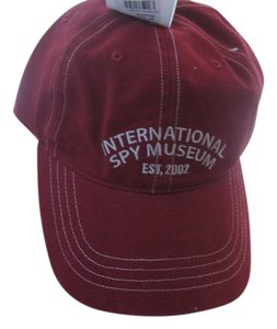 International Spy Museum Ball cap from the International Spy Musuem