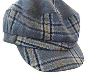 David & Young David & Young multicolored pageboy hat