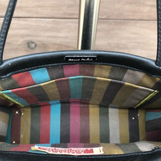 Coach Leather Baguette
