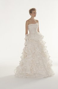 Peter Langner Rogers Wedding Dress
