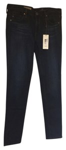 AG Adriano Goldschmied Legging Ankle Skinny Jeans-Dark Rinse