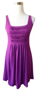 Cynthia Rowley short dress Summer Stretch Shift on Tradesy