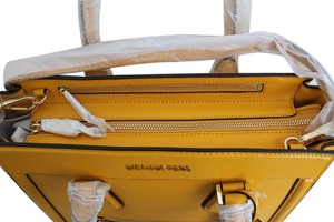 Michael Kors Satchel in Yellow