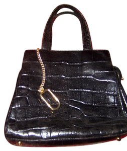 Sonia Rykiel Satchel in Black